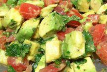 Plant-based yummies! / Yummy food! Vegan!