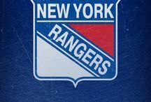 New York Rangers / by Mary Weisberg
