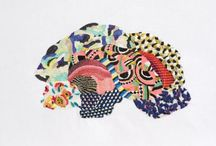Contemporary Embroidery / Global Design Inspiration  / by The Ginger Pot