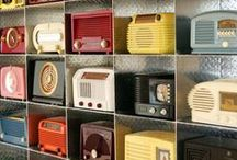 retro radio / surf4trends' collection of retro radios
