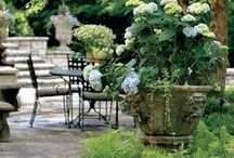 Outdoor Living ...and flowers!!!!