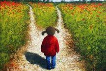 ART / Beautiful paintings / by Mohammad Hosein  ヅ