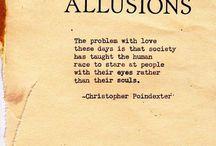 Poetry and Theatrics