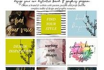 Kellie & Co. Design School / pins from website kellieandco.com. Design inspiration and tutorials for the Creative Online Entrepreneur. Design for the Non-Designer   design resources, freebies,visual vibes, graphic design tips, learn to design like a PRO, graphic design tips and tricks, how to design, understand graphic design, graphic design resources