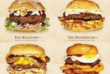 Food - Burgers