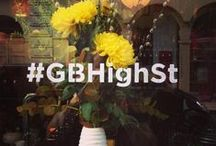 #GBHighSt / Creative use of our hashtag