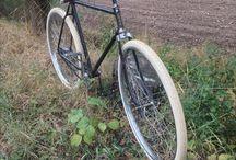 Miele Oldtimer Fahrrad / Meine Miele Fahrräder