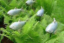 Sculptures ♥ Garden ★ / Sochy * Zahrada