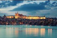 Traveling ♥ Prague * Europe / Stověžatá :-)