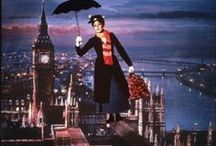 Illustrations ♥ Marry Poppins / Ilustrace * Marry Poppins