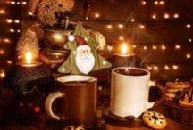 Christmas ♥ Sweets & Gifts / Vánoce * Cukroví & Dárky