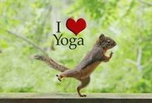 Tips ♥ Yoga / Tipy * Jóga