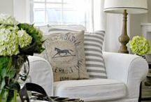 Tips ♥ Housing & Pillows / Tipy * Bydlení & Polštáře