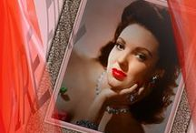 Linda Darnell    °In Fire°