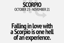 I'm a scorpio