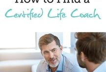 Finding a Coach / Use the tools in this board to find a certified life coach.
