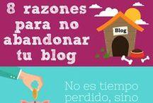 Blogging / Contenido para todos los freaks del #blogging