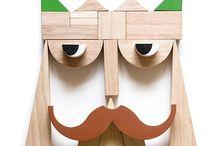 il papavero  |  wood toys