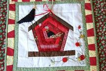 QUILT-PAPER PIECING-INSP / by claudia v