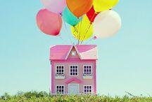 il papavero |  little houses