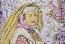 Moorish inspiration