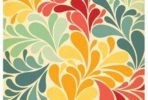 il papavero | colors palette