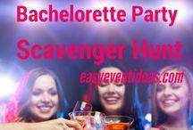Bachelorette Slumber Party
