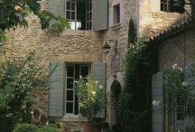 French style home