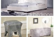 Beds & Bedroom Accents