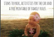 Family Vacay! / Trip ideas that the whole family will enjoy