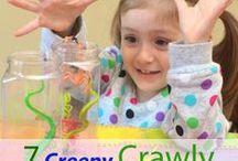 Creative Crafts For Kids / Arts & Crafts ideas