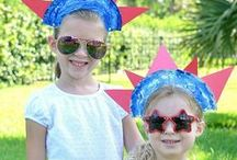 4th of July! / Tips and ideas for celebrating Independence Day