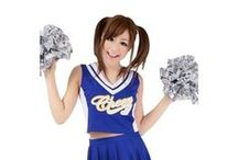 Cheer Girl Costume / チアガール コスチューム Cheer Girl Costume