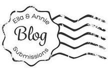 Ella & Annie Blog