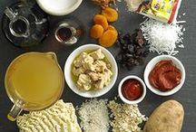 Marinade and Seasoning / Recipes