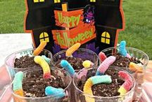 Spooky Halloween! / All things Halloween - snacks, treats, crafts, costumes, parties and more