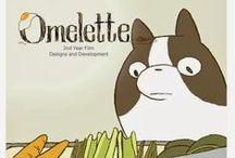 Animales en la animación / Animaciones llenas de humor, o de importantes mensajes sobre el cuidado de los animales y/o el planeta.