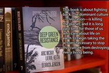 Deep Green Inspiration / Inspirational images related to environmental and social justice.