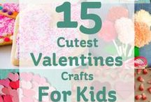 Valentine's Day / Sweet and special ideas to celebrate love and appreciation :)