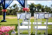 I DO | GRAND HYATT BAHA MAR / custom weddings | trending decor | modern design | color palettes