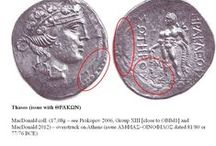 Greek Overstrikes Database. Thrace. Maroneia and Thasos (late Hellenistic silver coinages)