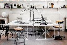 Loft / Interior Design, Office design