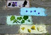 Kids - nature art