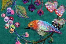 Sewing, embroidery