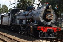 """Class 3BR No. 1486 """"Maureen"""" / Maureen is a class 3BR locomotive.  Came into service in February 1912 for the South African Railways.  She was built by the North British Locomotive Works."""