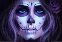 Dia de los Muertos / Who says the dead can't party?