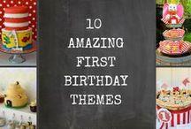 Kids Birthday Parties / Kids Birthdays