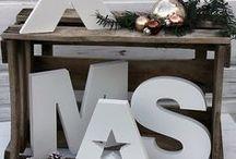 CHRISTMAS INSPIRATION / Christmas Inspiration, Christmas Ideas, Christmas Decoration