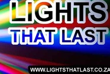 Lights That Last / We are the largest specialist supplier of solar and LED technology in South Africa. All of our products are high quality with extensive warranty.