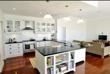 Kitchen Renovations / This board contains a Gallery of outstanding kitchen renovations completed by Amerex. Amerex specialise in Home Extensions and major Home Renovations.